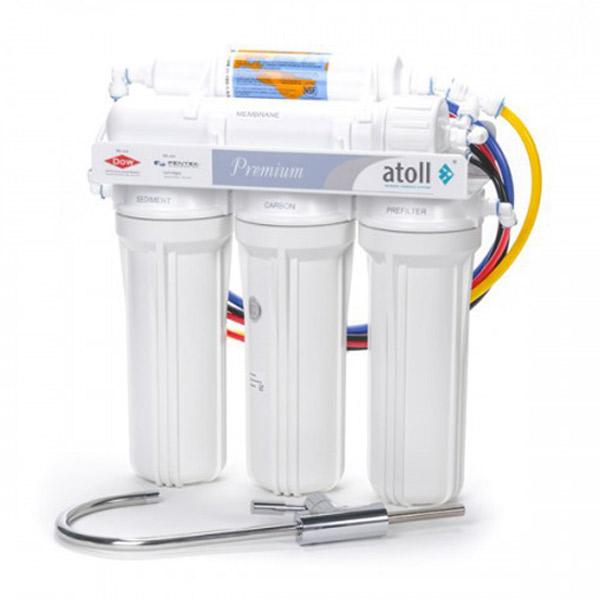 Atoll A-550 Премиальный фильтр для воды обратный осмос