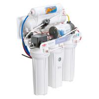 Atoll A-550р MAX Премиальный  фильтр для воды обратный осмос с помпой